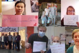 Caritas Vlaanderen International Volunteers Day